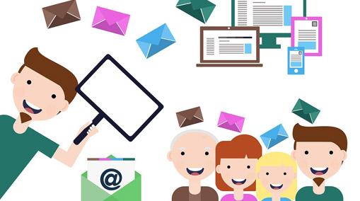 GoDaddy Marketing par email