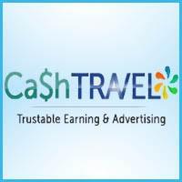 الربح من موقع Cashtravel بحد ادنى 0.05$+اثبات الدفع الشخصي