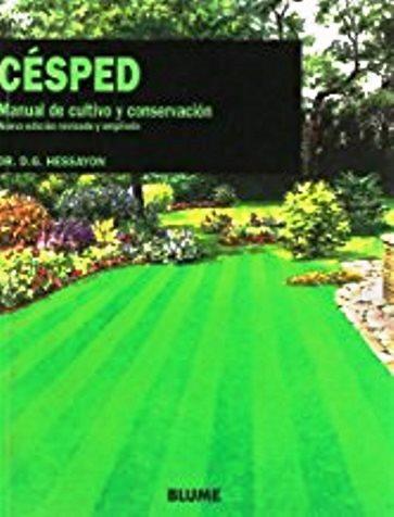 Césped manual de cultivo y conservación – BLUME