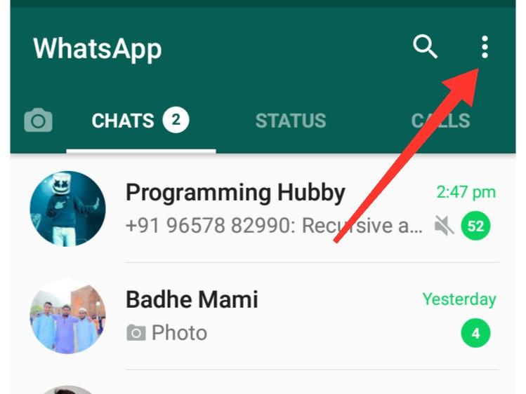 Seen Kiye Bina WhatsApp Status Kaise Dekhe? - ARIFABID COM