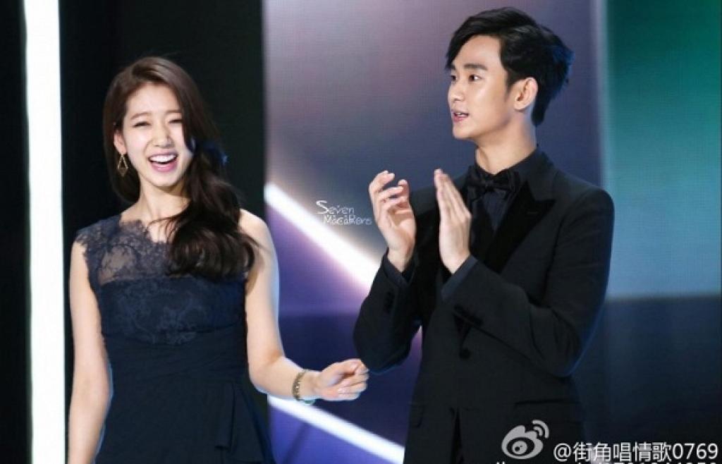 Trai đẹp ngoài hành tinh Kim Soo Hyun sẽ yêu Park Shin Hye trong phim mới
