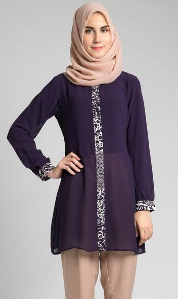 Gambar Baju Muslim Wanita Import