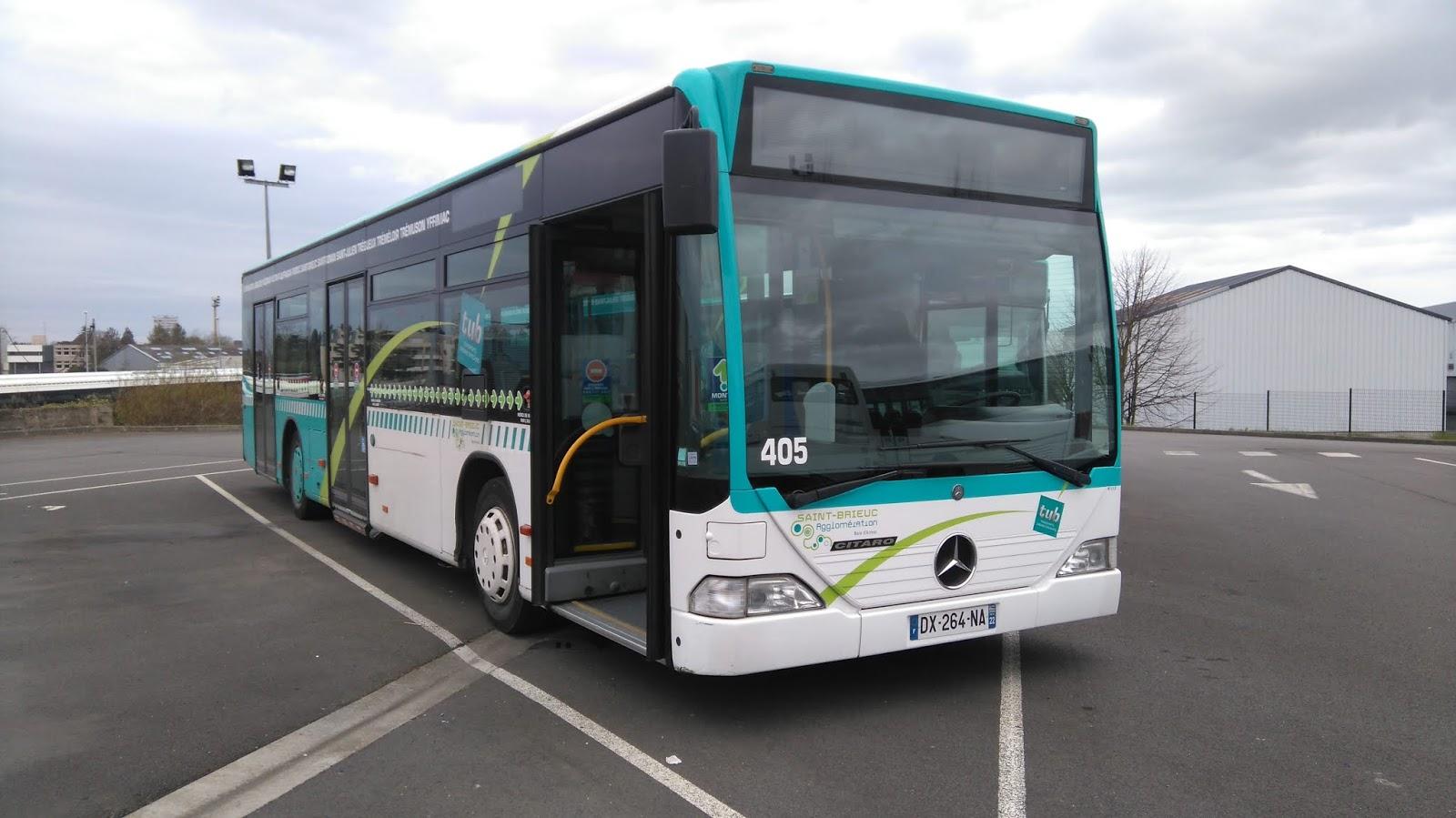Rekordowe zamówienie na autobus Mercedes-Benz Citaro
