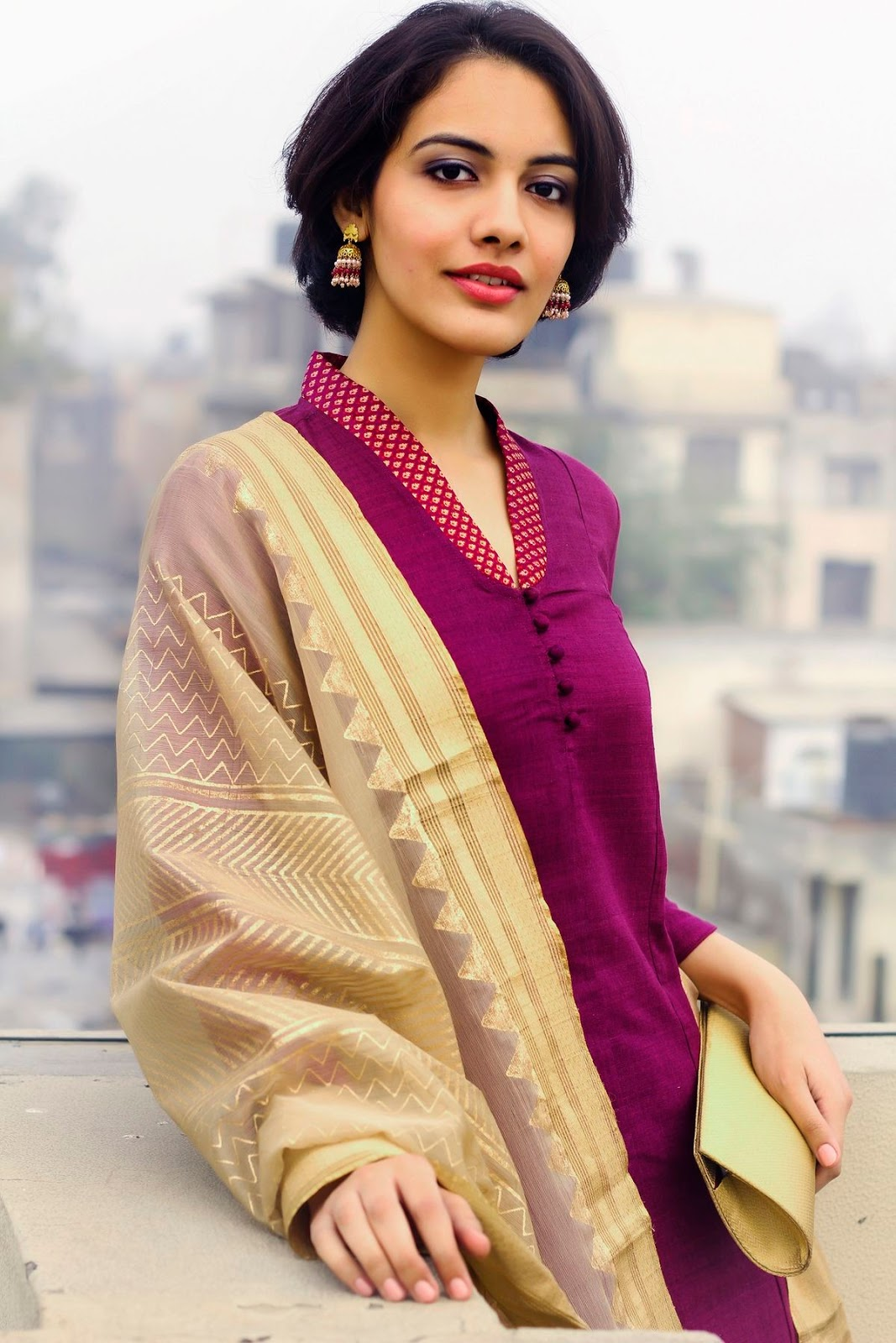61 Trendy churidar neck designs to try in 2019