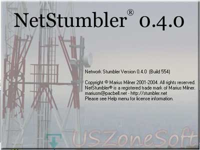 NetStumbler For Windows 10, 8, 7, XP Latest Version Free