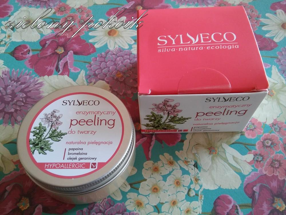 Kosmetycznie: Czy peelingi enzymatyczne są lepsze od tych mechanicznych? Sylveco - peeling enzymatyczny