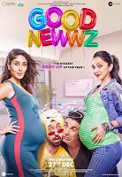 Good Newwz (2019) Full Movie [Hindi-DD5.1] 720p HDRip ESubs Download