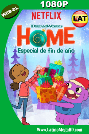 DreamWorks Home: Especial de Fin de Año (2017) Latino Full HD WEB-DL 1080P ()