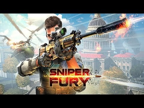 Sniper Fury The best shooter   FPS