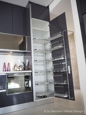 Kessebohmer Tandem Larder - Kitchen fittings