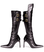Women's Pirate Boots for Halloween