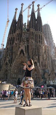 Ihana ja kamala Barcelona aikuisporukassa, osa 1: Jalkapalloa, upeaa arkkitehtuuria ja rantaelämää