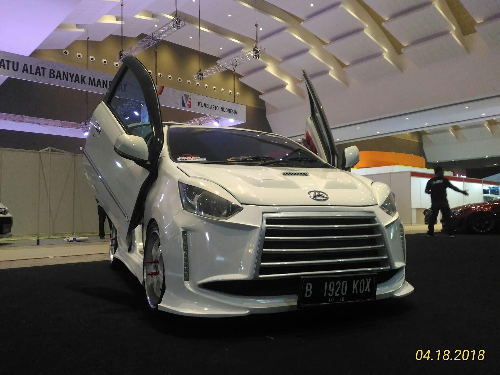 60 Koleksi Modifikasi Bemper Mobil Ayla HD Terbaru