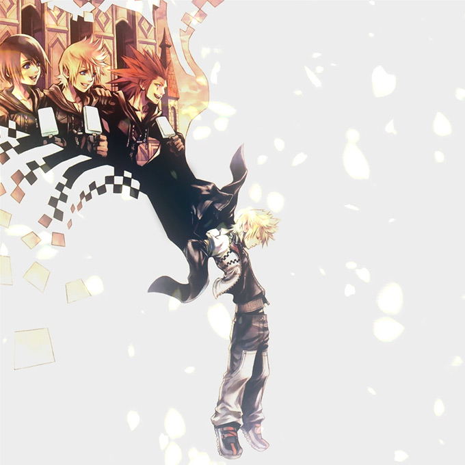 Kingdom Hearts Wallpaper Engine