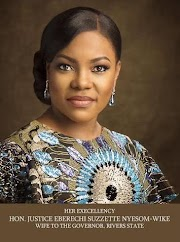 Photo: Official Portrait of First Lady of Rivers State