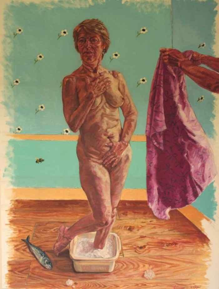 Фигуративные картины. Howard Mason