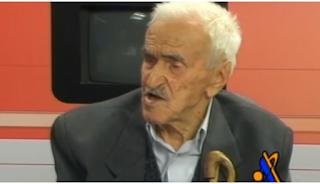 Συγκινεί 103χρονος που τραυματίστηκε στις μάχες του '40: «Εάν η πατρίδα με φώναζε θα πήγαινα ακόμα και σήμερα» – Δείτε ΒΙΝΤΕΟ