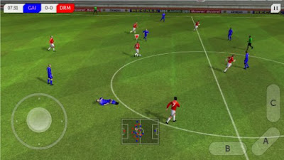 Screenshot Dream League Soccer 2017