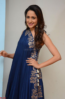 Pragya Jaiswal in beautiful Blue Gown Spicy Latest Pics February 2017 035.JPG