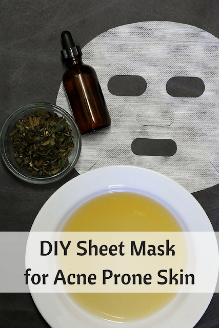 If you love face masks but don't like the price, try making your own diy sheet mask.  You can make your own sheet mask diy for less than 10 cents.  This face sheet mask is great for acne prone skin.  DIY sheet mask recipes let you control the ingredients and use only natural ingredients.  This paper mask diy is really easy to make and just takes a minute to make.  Grab a friend and try this diy facial mask.  #facemask #sheetmask #acne #diy #diysheetmask #diymask #skincare #naturalskincare #skincare