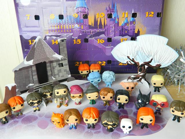 Funko Harry Potter Pocket Pop Advent Calendar