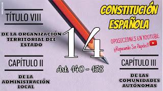 administracion-local-constitucion-española