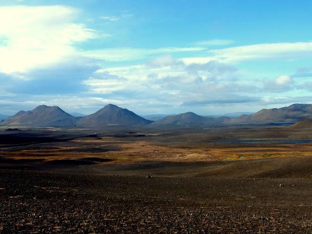 paisaje Islandia en coche