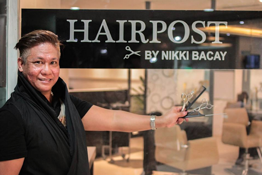 A NEW SALON DISCOVERY: HAIR POST BY NIKKI BACAY