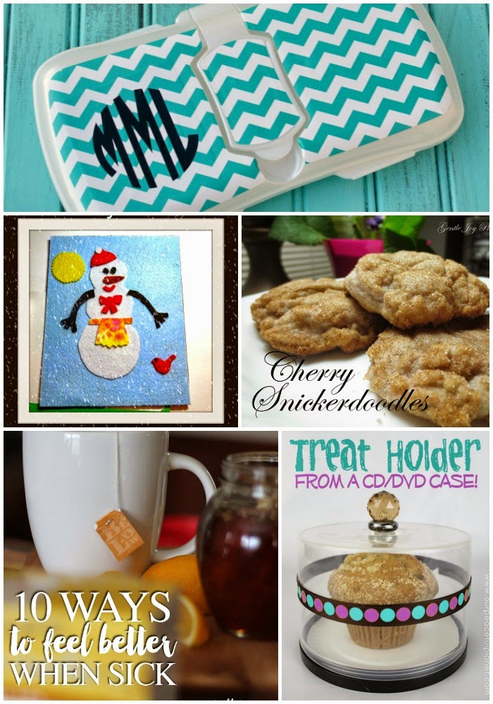 link up party : My Favorite things Features party # 64