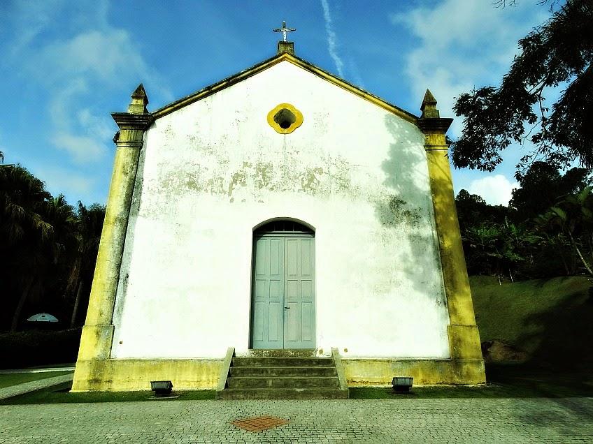 Capela de Santo Amaro, Balneário Camboriú