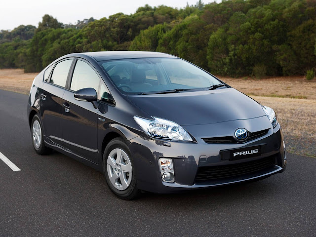 Toyota Prius - recall