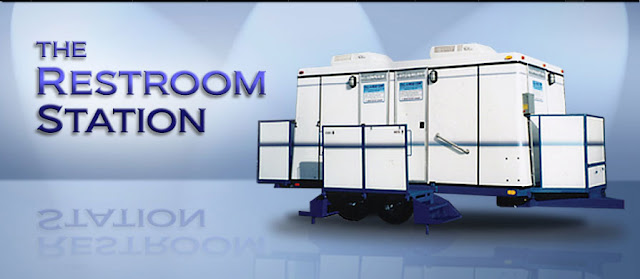 Restroom Trailers NY - The Restroom Station