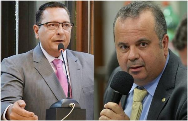 MP Eleitoral processa Ezequiel, Rogério Marinho, prefeito e secretária de saúde de Angicos