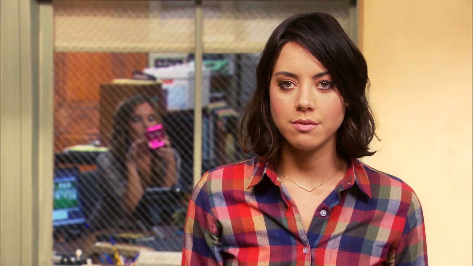 Kiss My Wonder Woman Strong Female Character Friday April Ludgate