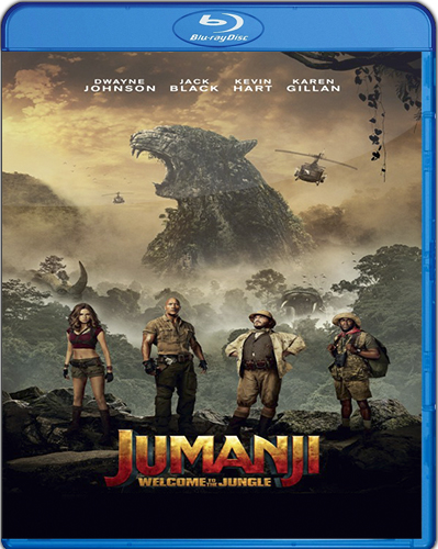 Jumanji: Welcome to the Jungle [2017] [BD25] [Latino]
