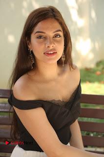 Telugu Actress Tanya Hope Stills at Appatlo Okadundevadu Audio Launch  0241.JPG