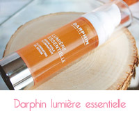 darphin lumière essentielle