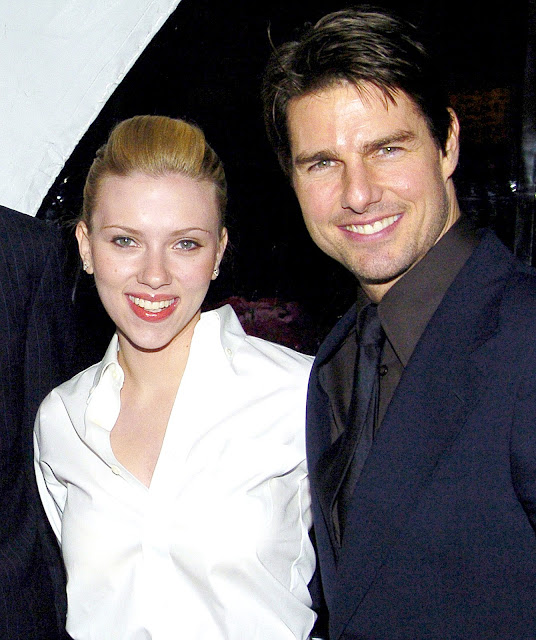 Scarlett Johansson denies auditioning to date Tom Cruise