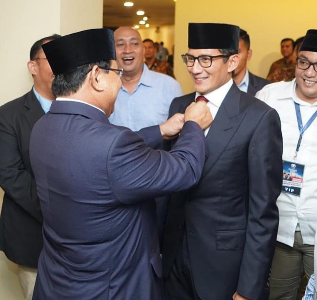 Pidato Prabowo Hanya Menjelekkan Pemerintah? Ini Jawaban Cerdas Netizen
