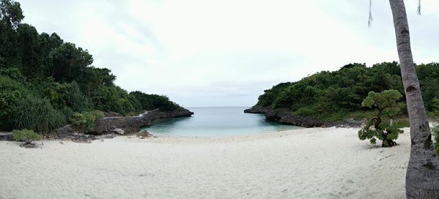 Skull Cove, Carnaza island, Cebu