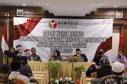 Mochammad Afifuddin Minta Bawasu Jawa Tengahj Lakukan Pengawasan Maksimal Saat Pendaftaran