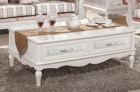 Điểm nổi bật của bàn trà tân cổ điển cho phòng khách