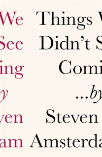 Things we didn't see coming Steven Amsterdam book review