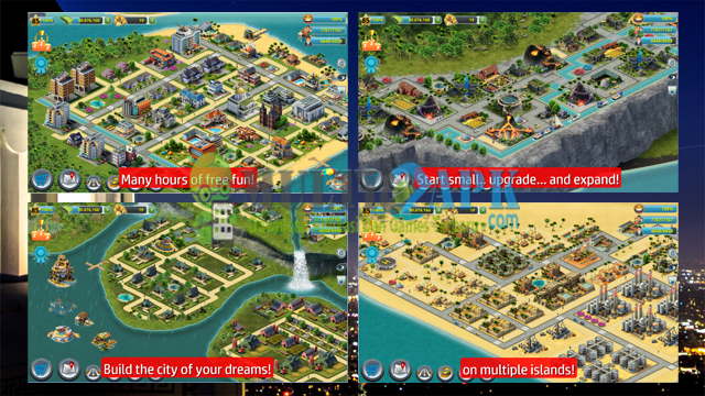 Game City Island 3 - Building Sim Terbaru Versi 1.5.5 Apk Mod Unlimited Money For Android