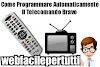 Lista Codici Telecomando Bravo - Come Programmare Automaticamente Il Telecomando Bravo