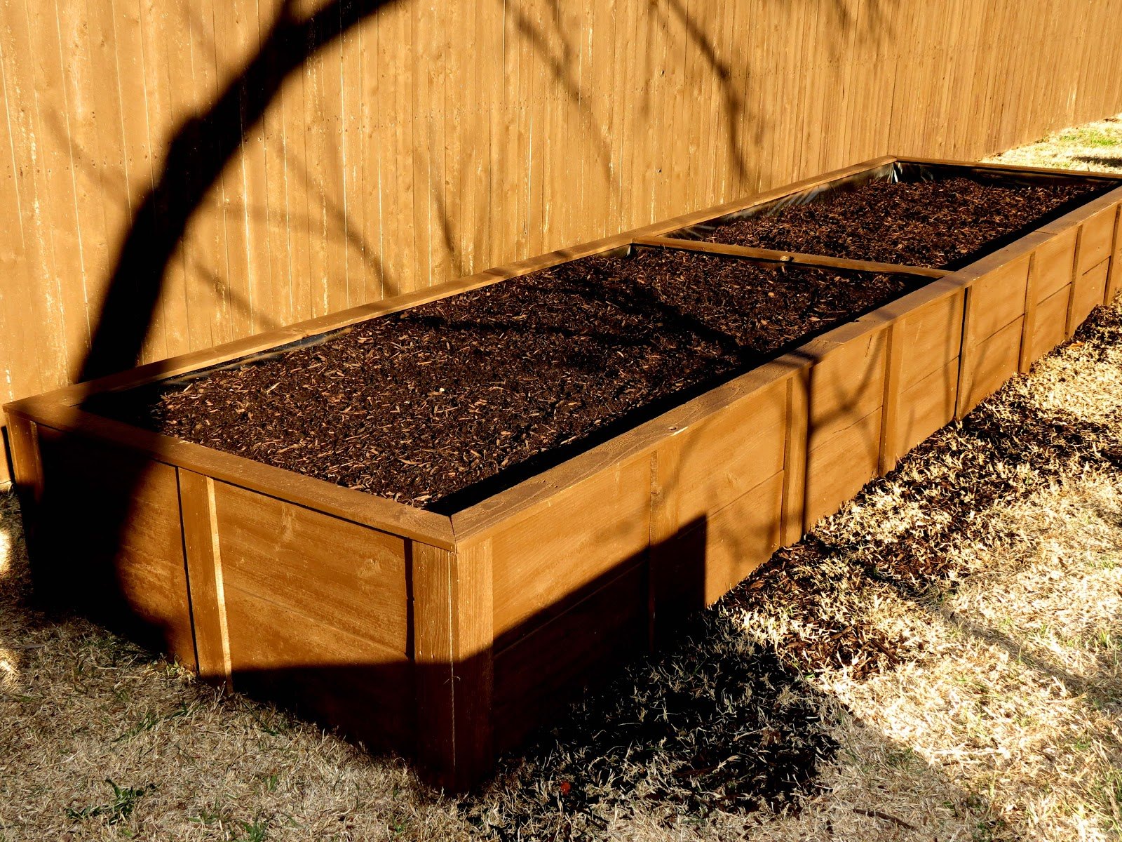 Image Result For How To Start A Garden In A Planter Box
