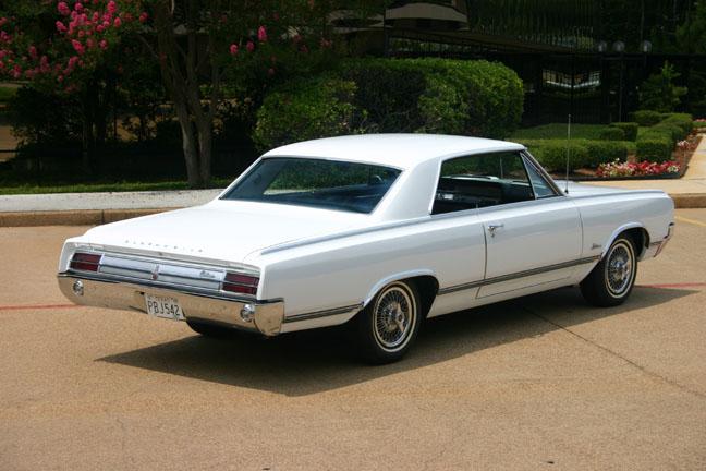 The All-GM blog: 1965 Oldsmobile Cutlass