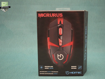 Reviews, DPI, on the fly, review informática Valse, review mircurus, review ratón gaming, review raton gaming micrurus, software micrurus, OMRON, para gamers,  8100 dpi, sensor Laser AVAGO A9800