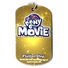 My Little Pony Fluttershy My Little Pony the Movie Dog Tag