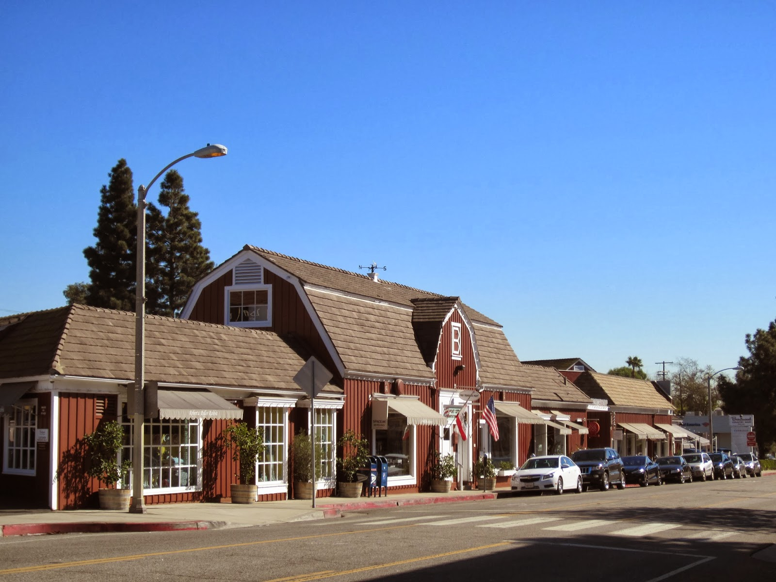 Market clothing store brentwood